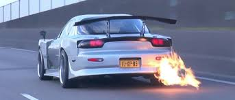 subaru fire here u0027s how to make your car exhaust spit flames