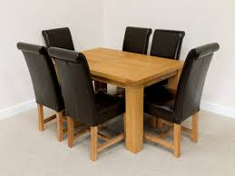 Dining Room Set Modern 28 Dining Room Sets Leather Chairs Dining Room Chairs