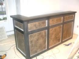 Build Reception Desk Build A Reception Desk How To Build A Curved Reception Desk Build