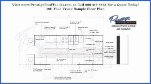 house floor plan builder floor plan builder inspirational custom food truck floor plan
