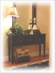 Espresso Entryway Table Furniture Amazing Entryway Hall Table Entryway Accent Table