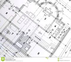 architectural plan architectural plan stock image image 6764101