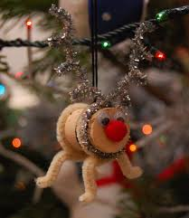 hours of fun craft countdown to christmas make your cork reindeer