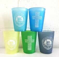 party cups a more lutheran party cups 5 pack oldlutheran