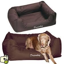 canap pour chien grande taille coussin corbeille solide pour grand chien
