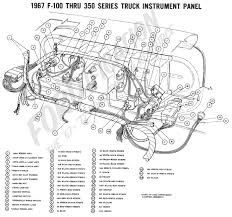 1967 mustang under dash wiring diagram wiring diagram and schematic