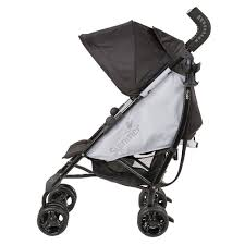 Disney Umbrella Stroller With Canopy by Summer Infant 3dflip Convenience Stroller Black Grey Summer