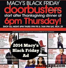 black friday macy hours 2014 macy u0027s black friday ad and deals mama cheaps