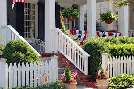 fourth of july decorations patriotic porches patriotic pictures 4th of july decorations