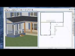 Chief Architect House Plans Porch Tools In Chief Architect Youtube