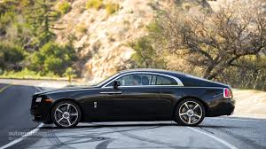 roll roll royce rolls royce wraith review autoevolution