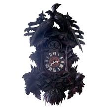 19th century black forest cuckoo clock for sale at 1stdibs