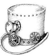 steampunk free color clipart cow clip art library