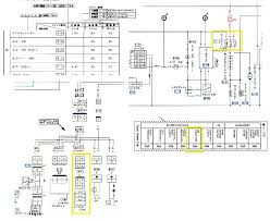 nissan figaro wiring diagram nissan wiring diagrams instruction