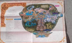 Disney Park Maps Free Customized Walt Disney World Or Disneyland Maps Messy Hands