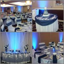 royal blue and silver wedding royal blue and silver wedding decor wedding decor theme