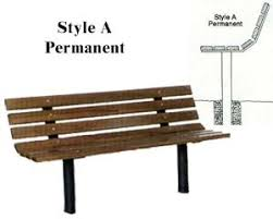 Free Park Bench Plans Wood by All Products Wood Kits Park Benches Handcars Buckboard Benches