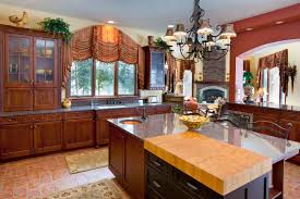 Granite Kitchen Islands 46 Fabulous Country Kitchen Designs U0026 Ideas