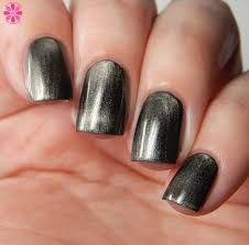 bow polish magnetic polish swatches and review