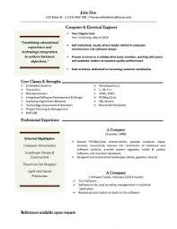 Online Resume Sample by Free Resume Templates 87 Outstanding Samples