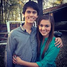 sadie robertson cute dimples celebrities john luke and sadie robertson twins john luke and sadie
