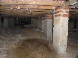 crawl space encapsulation seal your crawl space raleigh