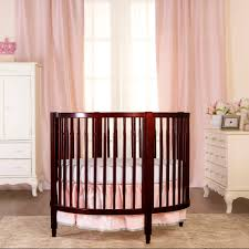 Crib On Bed by Nursery Circular Cribs Round Crib Mattress Circle Crib
