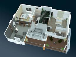 6 duplex house plan in 20x30 site with car parking and 2 master