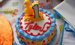 4 first birthday cake ideas