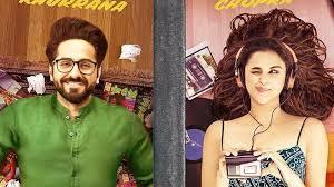 meri pyaari bindu movie review ayushmann parineeti in a love