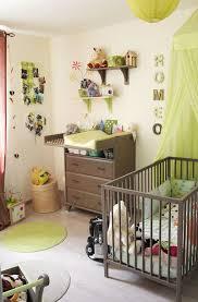 chambre bebe verte déco chambre bébé garcon bleu et vert
