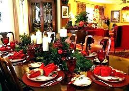 dining room table christmas centerpiece ideas christmas dining room table decorations dining room table