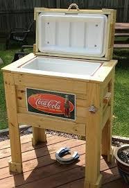 outdoor patio cooler by brinkburgedesigns on etsy 200 00 patio