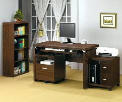 Desk With Computer Storage Computer Desk Storage Solutions Wearelegaci
