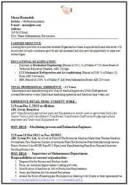 company secretary with bcom degree experience resume format