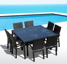 Aluminum Wicker Patio Furniture - furnitures best wicker furniture set ever wicker chair table set