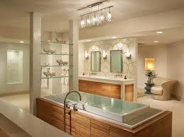 bathroom stupendous chandelier over bathtub safety 5 bathroom