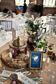 travel themed table decorations 39 best prom images on pinterest vintage weddings suitcases and
