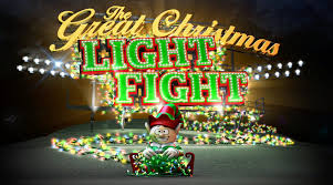 when does the great christmas light fight start local family featured on abc s the great christmas light fight klax tv