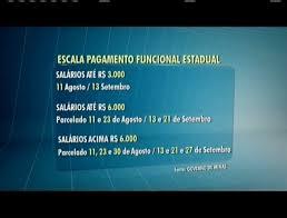 pagamento mes agosto estado paraiba governo do estado divulga nova escala de pagamento para agosto e
