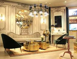 luxury home decor brands living room salone del mobile 2016 luxury brands reveal the best