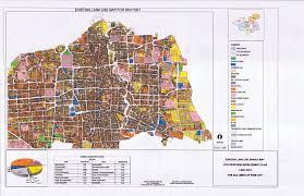Pune India Map by Development Plan Pune Municipal Corporation