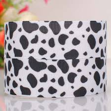 cow print ribbon buy spot ribbon and get free shipping on aliexpress