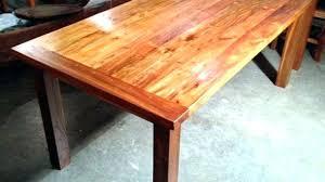 custom wood dining tables vadecineinfo 9 foot dining table custom