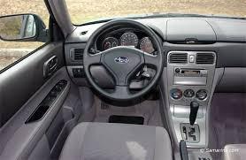 2012 Subaru Forester Interior Subaru Forester 2003 2008 Expert Review