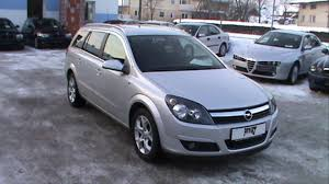 opel astra 2004 interior opel astra 1 7 cdti elegance full review start up engine and in