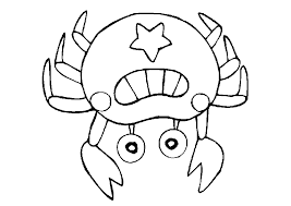 Perfect Crab Coloring Pages Top Child Coloring 2681 Unknown Crab Coloring Page