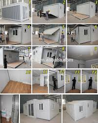 eps pu xps rockwool sandwich panel wall prefab container house
