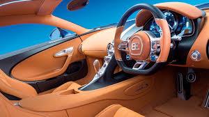 2017 Bugatti Chiron Interior Specs Features Concept Future Car
