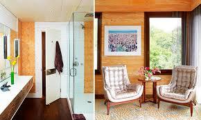 Eclectic House Decor - modern coastal eclectic home beach house interior design